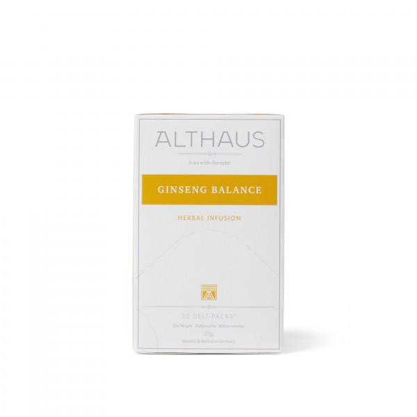 Althaus Green Ginseng