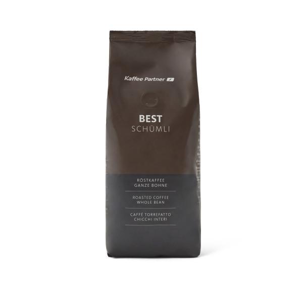 Kaffee Partner Best Schümli Kaffeebohne