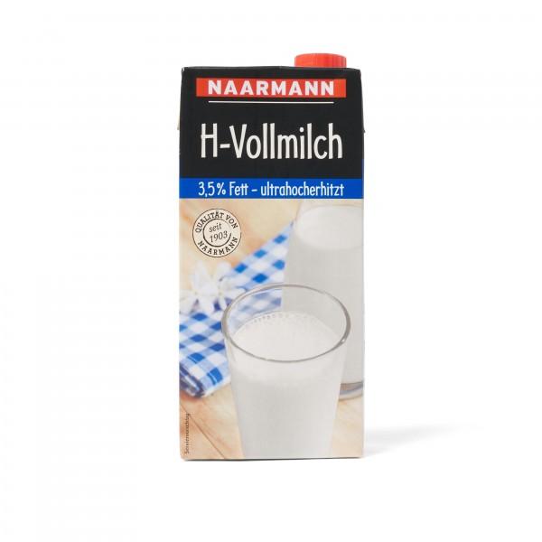 H-Vollmilch von Naarmann 3,5% Fett