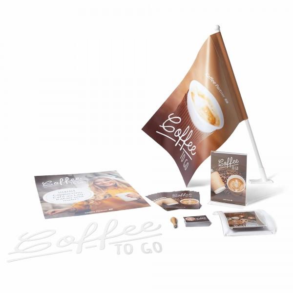 Coffee Promotion Set To Go Start