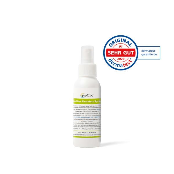welltec Desinfect Spray
