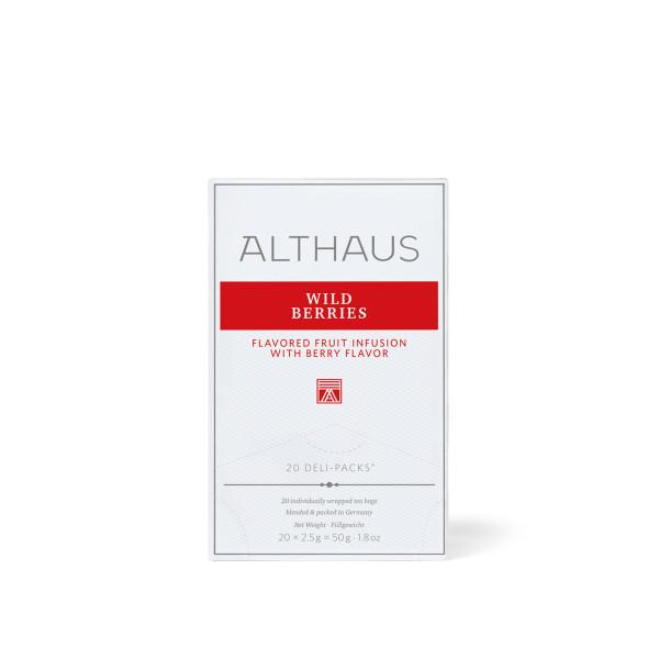 Althaus Wild Berries Früchtetee