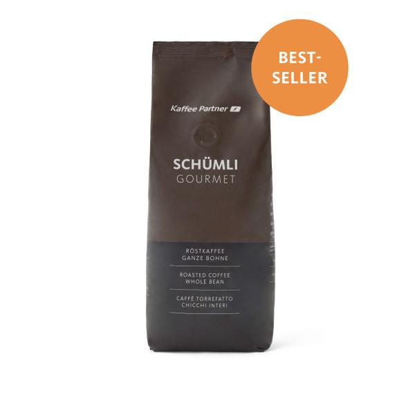 Kaffee Partner Schümli Gourmet Kaffeebohnen