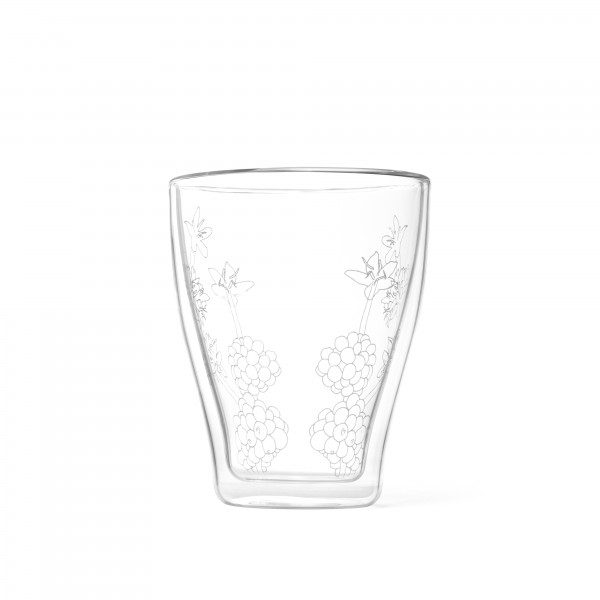Doppelwandglas Coffee & Style