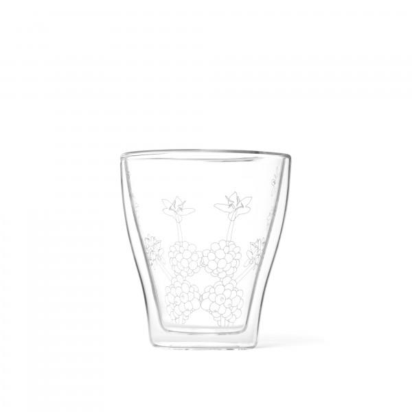 Doppelwandglas 240 ml