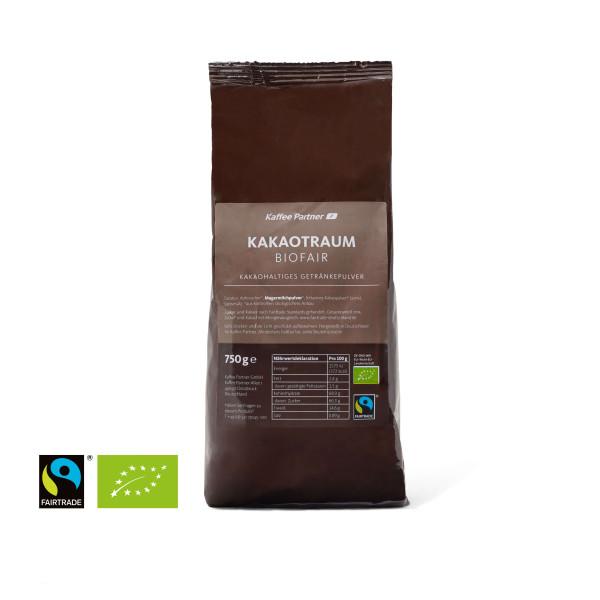 Kakaopulver von Kaffee Partner - Kakaotraum BioFair
