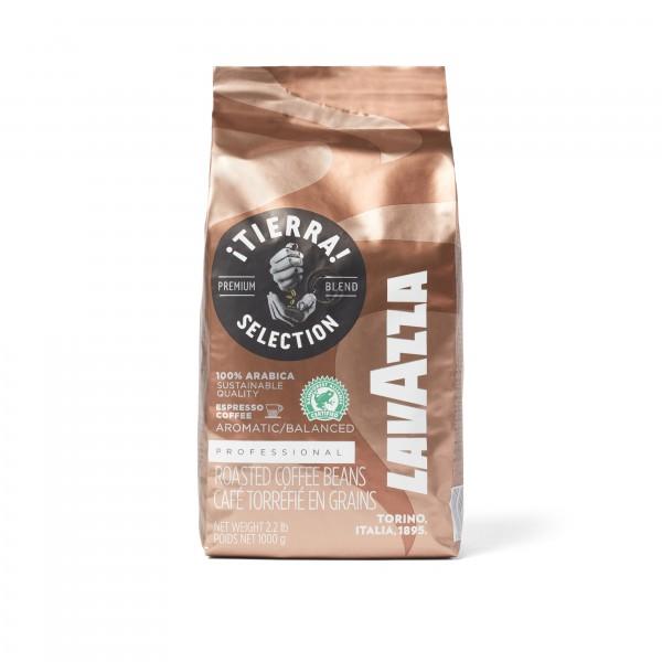 Lavazza Tierra 100% Arabica Kaffeebohne