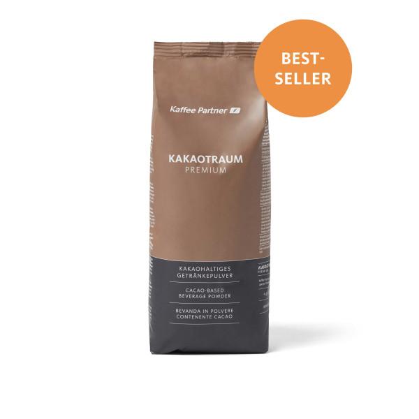 Kaffee Partner Kakaotraum Pemium Kakaopulver