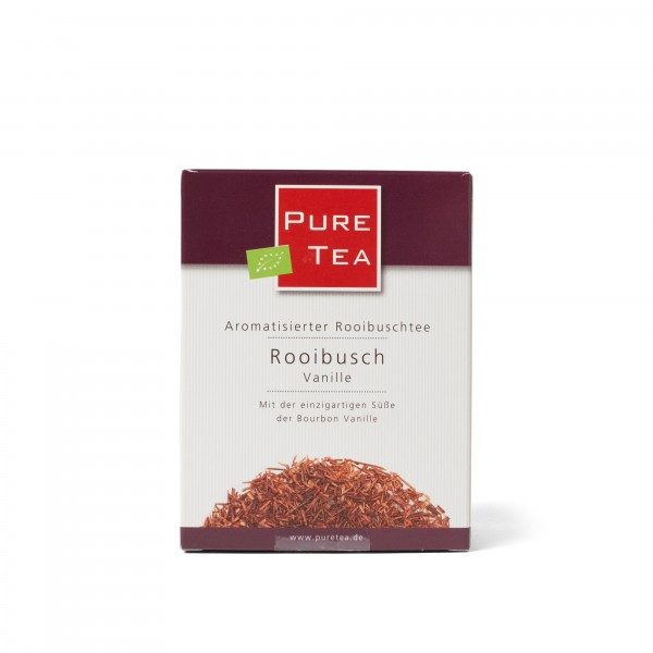 Pure Tea Rooibusch Vanille