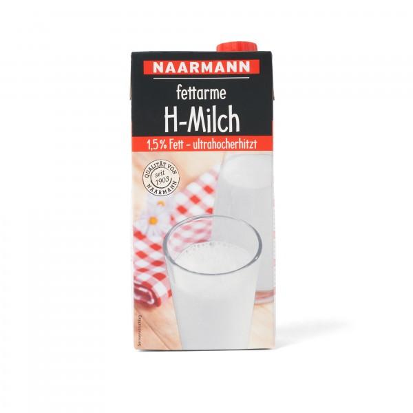 Naarmann H-Milch 1,5% Fett