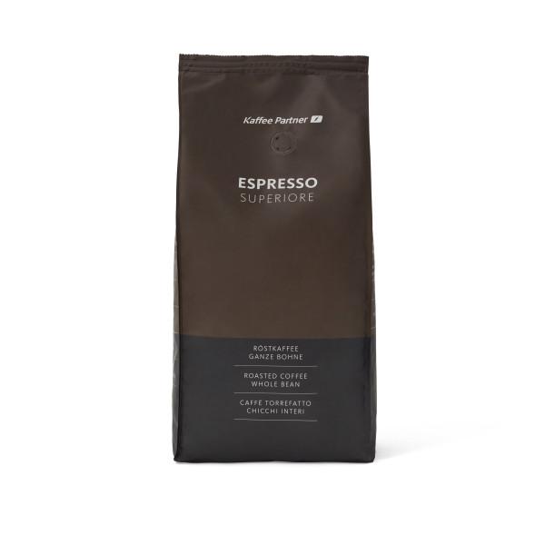 Espresso Superiore von Kaffee Partner