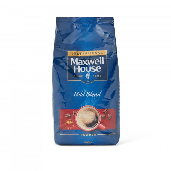 Maxwell House Mild Blend - löslicher Kaffee
