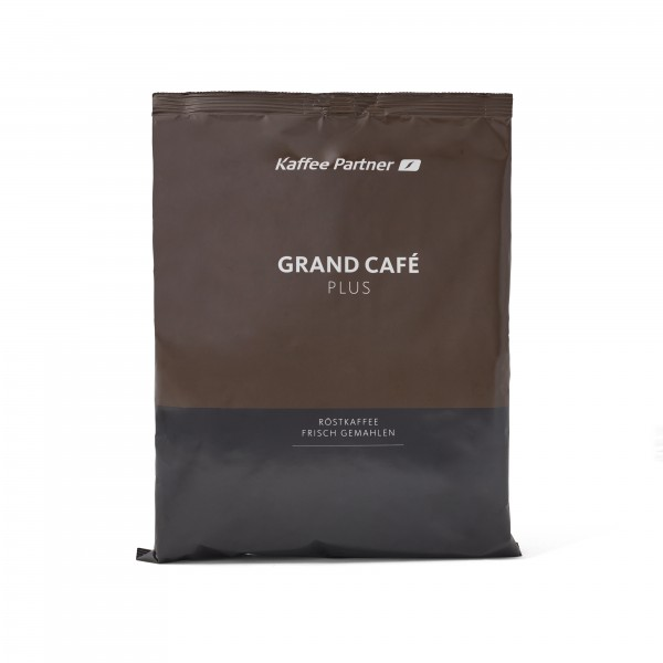 Kaffee Partner Grand Café Plus - gemahlener Röstkaffee