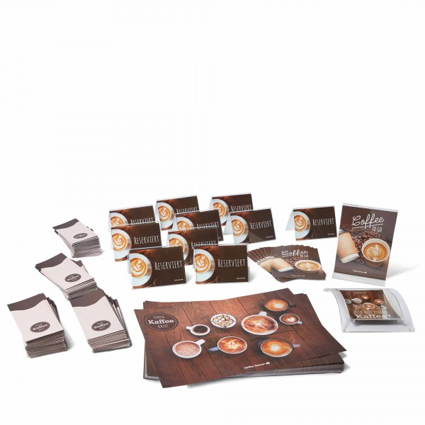 Coffee Promotion Set Gastro Start