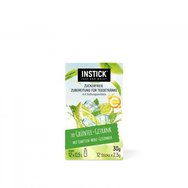 INSTICK Grüner Tee Limette & Minze