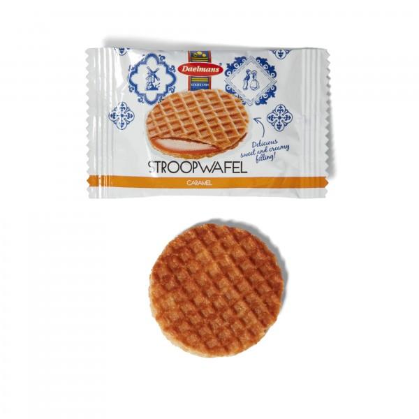 Daelmans Stroopwafel Mini Einzelne Mini Stroopwafel