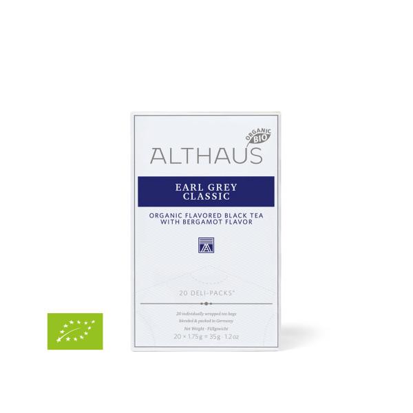 Althaus Earl Grey Schwarztee