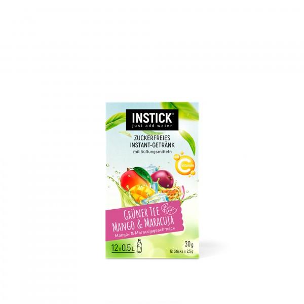 INSTICK Grüner Tee Mango & Maracuja