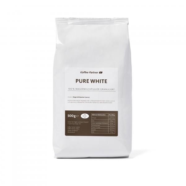 Pure White Milchpulver von Kaffee Partner