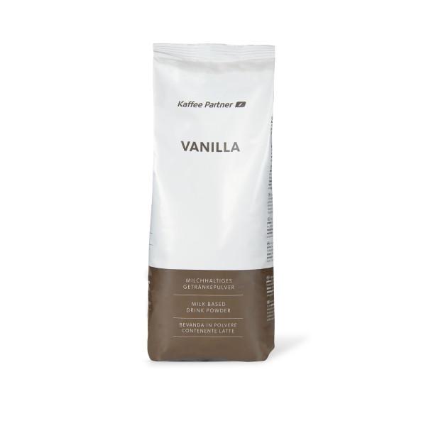 Vanilla Vanillemilch von Kaffee Partner